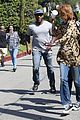 khloe kardashian kendall jenner kylie jenner disguise run from photographers 19