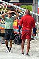 zac efron dwayne avengers of beach 06