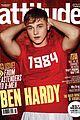 ben hardy attitude mag cover may 01