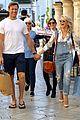 julianne hough brooks laich giggle shopping 12