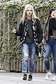 lottie moss thorpe park with friends 06