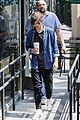 louis tomlinson fan friendly getting coffee 24