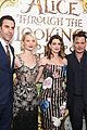 anne hathaway johnny depp mia wasikowska alice premiere hollywood 03