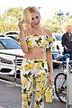 pixie lott lemon dg look cannes oliver cheshire 09