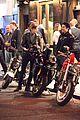 thomas brodie sangster biker hangout london 16