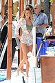 stella maxwell josephine skriver victorias secret bathing suit photo shoot 44