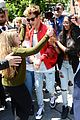 cameron dallas hugs fan before dg show milan 03