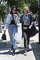 kendall jenner gigi hadid out sunny west hollywood 44
