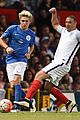niall horan louis tomlinson soccer game 2016 09