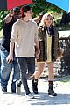 brooklyn beckham supports chloe moretz at nyc photo shoot 35