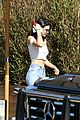 kendall jenner heads to the beach for lunch 14
