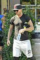david beckham son brooklyn grab smoothies after cycling class00124