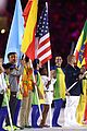 simone biles carries flag at olympics closing ceremony 2016 08