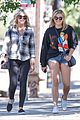 chloe moretz spends the day with her mom74623