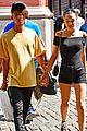 jaden smith hplds girlfriend sarah snyder hand in nyc404mytext