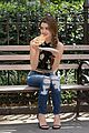 laura marano pizza park nyc lala drop 08