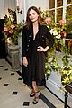 lily james celebrates buberry black campaign 08