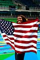 simone biles simone manuel meet up for epic olympics photo 17