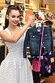 sofia carson gymboree shopping pics 06