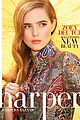 zoey deutch harper mag bazaar feature 01