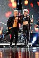 miley cyrus billy idol iheartradio music festival 11