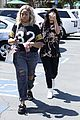 kylie jenner and tyga have a casual pizza date at the mall 12