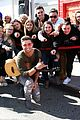 jake miller tour bus new york city 32