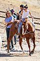 kendall caitlyn jenner go horseback riding 71