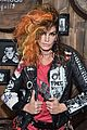 kaia gerber family punk rockers casamigos party 01