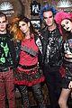 kaia gerber family punk rockers casamigos party 05