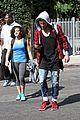 laurie hernandez val chmerkovskiy curly hair sunday dwts practice 20