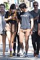 bella thorne tyler posey grab lunch 02