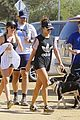 vanessa hudgens and ashley tisdale hiking 08