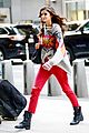 taylor hill heads to a victorias secret fashion show fitting 12
