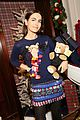 camilla belle jaime king buddy up at brooks brothers holiday event 03