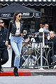 kendall jenner cleavage bra alfred coffee 18