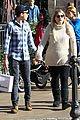 meghan trainor daryl sabara hold hands shopping 07