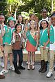 mckenna grace becomes girl scout 07