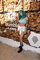 hailee steinfeld jamie chung attend winter bumbleland party during coachella 08