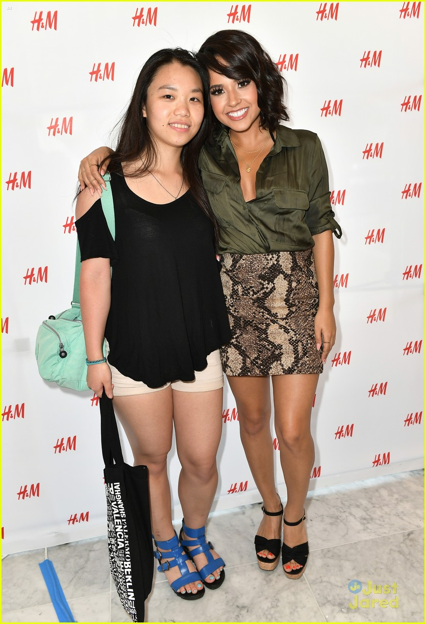 Becky g met so many fans at hms miami beach grand opening photo becky g met so many fans at hms miami beach grand opening photo 1087106 photo gallery just jared jr m4hsunfo