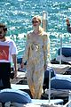 elle fanning out cannes special pjs 16