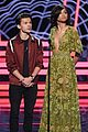 tom holland flips zendaya spiderman clip mtv awards 01