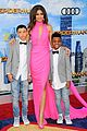 tom holland zendaya premiere sppider man homecoming in hollywood16