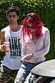 bella thorne grabs lunch with max ehrich 02