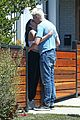 ariel winter levi meaden kissing 01