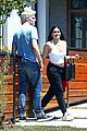 ariel winter levi meaden kissing 09