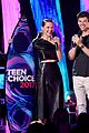 grant gustin melissa benoist teen choice awards 2017 04
