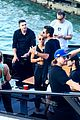 scott disick and sofia richie flaunt pda on a boat with friends2 42