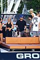scott disick and sofia richie flaunt pda on a boat with friends2 58
