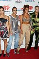 little mix play with puppies at iheartradio music festival 10